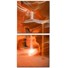 Picture of Antelope Canyon/Ready to Hang 2 Panels Wall Art/4Replacing Canvas Art