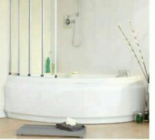 Universal Corner Bath Screen, For any Offset, Corner or Straight Bath Screen