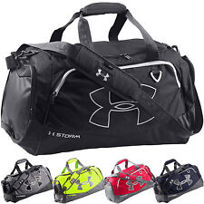 """NEW 2015"" UNDER ARMOUR UNDENIABLE STORM MEDIUM DUFFEL BAG / HOLDALL / GYM BAG"