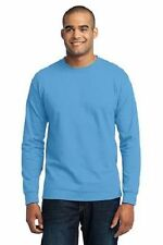 Port & Company Men's Tall Long Sleeve 5.5oz 50/50 Cotton/Poly T-Shirt #PC55LST