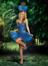 Adult Peacock Envy Costume Dreamgirl 8222