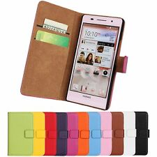 Wallet Leather Case for Huawei G520/525 Y300 G510 P6 Ascend Mate Ascend G700