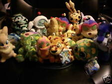 NEOPETS PLUSH SERIES 3 4 5 6 7 W/CODES RETIRED U PICK