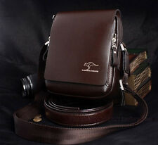 Men's Brand Genuine Leather Handbag Leisure Bag Shoulder Bag Messenger Bag
