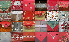 CHRISTMAS XMAS TABLECLOTH / Runners  Toppers Place mats - Polyester