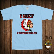 Funny Chief Poundherhard Dirty Sex Joke Gag Gift For Him Rude Tshirt Tee Shirt
