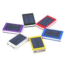 50000mAh Portable Super Solar Charger Dual USB External Battery Power Bank DX