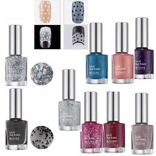 Missha The Style Lucid Nail Polish upgrade version see-through dot glitter color