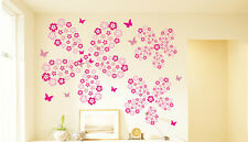 New Removable Wall Art Stickers Vinyl Decal Mural Home Decor Tree Flower Sticker