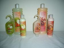 AVON NATURALS BODY FALL CLASSICS -  3-Piece GIFT SET - YOU CHOOSE SCENT -  (NEW)