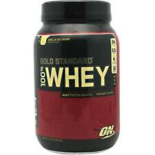 Optimum Nutrition: 100% Gold Standard Whey Protein (2 lbs.) BCAA. Muscle Growth.