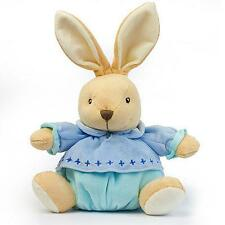 Baby safe soft toy rabbit  -  Finley the bunny rabbit  -  30cm tall