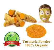 Turmeric Powder For Face Mask Refreshing Skin Brightening Smooth Reduce Wrinkles