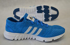 ADIDAS BREEZE 202S RUNNING TRAINERS BLUE/WHITE UK Size 7 TO 12 BNIB