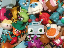 MOSHI MONSTERS MOSHLINGS FIGURES SERIES 4 POSTAGE DISCOUNTS BUY 10 GET 2 FREE!