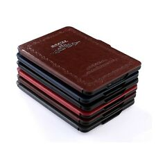 New Magnetic Auto Sleep PU Leather Cover Case For Amazon Kindle Paperwhite 2 & 1