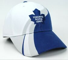REEBOK NHL WAVE PRO SHAPE PRACTICE FLEX FIT HOCKEY HAT/CAP - TORONTO MAPLE LEAFS