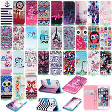 Book Flip Wallet PU Leather Case Cover Pouch For SAMSUNG Galaxy Trend Plus S7580