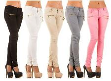 Sexy New Women's Skinny Hipsters Jeans Trousers Treggings-736