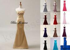 STOCK New Hot Prom Party Wedding Bridesmaid Evening Dress Size6 8 10 12 14 16 18