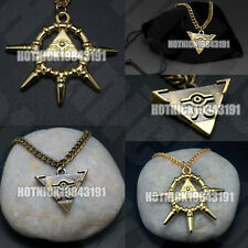 Yu-Gi-Oh The Millenium Puzzle Pendant Necklace with Gift Bag