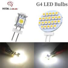 G4 LED Light 5/24/27 Pure/Warm White 3528/5050 Home Car Auto Boat Bulb US Ship