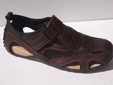 New Colorado Mens Casual Leather Sandals/Shoes Brown Size 6/7/8/9/10/11/12/13