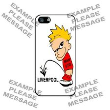 ★ FOOTBALL PREMIER LEAGUE SOCCER PISS ON BOY Case iPhone 5 5S 4 5C back COVER★