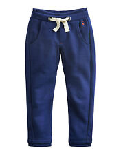*BNWT* Joules Jnr Nevan Boys Sweatpants Jogging Bottoms - Navy - NEW FOR AW14