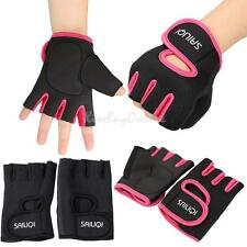 K1BO New Anti-skid Half Finger Exercise Weightlifting Training Gloves Size S-XL