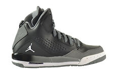 Jordan SC-3 BG Big Kids Shoes Black/White-Cool Grey 629942-013