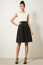 "NIP Anthropologie Sarzay Dress by Maeve Sz 2 Petite $188 37"" Length"