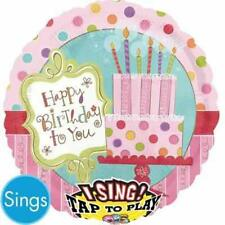 Singing Foil Party Balloons