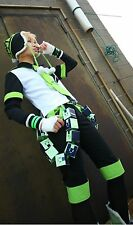 Unsex Anime Dramatical Murder DMMD Noiz cosplay costume outsuit customa made