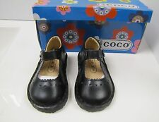 Boutique Girls Toddler Black Coco Jumbo