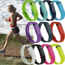 Large Small Replacement Wrist Band & Clasp for Fitbit Flex Bracelet Wristband