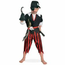 Costume De Pirate HARRY Gr.104 -164 Carnaval Enfants Costume Pirate Pirates