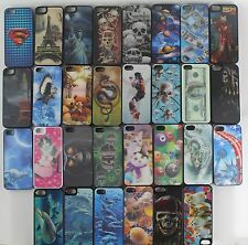 100X Hard Back Phone Shell Case Cover Skin 3D For Apple iPhone 5 iPhone 5S