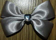 GIRL XMAS PARTY BEAUTIFUL HAIR BOWS CLIPS *NEXT DAY DISPATCH