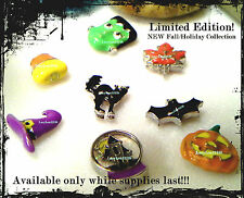 Authentic Origami Owl New Fall/Halloween LIMITED EDITION Charms-from Origami Owl