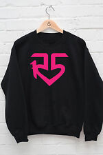 R5 Logo Jumper Hoody Forget About You Tour Rocky Ross Riker Lynch Hoodie J1183