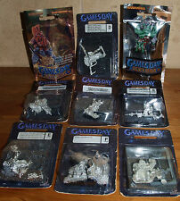 Games Day Warhammer Limited Edition Unopened Citadel Miniature Gamesday  select