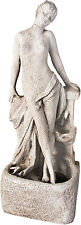 Large Girl Outdoor Garden Water Fountain by Orlandi Statuary  FS69530