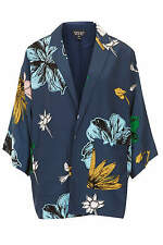 "Topshop New in CURRENT STOCK Floral Print ""Kimono"" ""Jacket"" ""Blazer""  RRP £60"