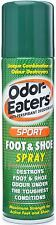 Odor Eaters Sport Foot & Shoe Spray 150ml (Green Can)