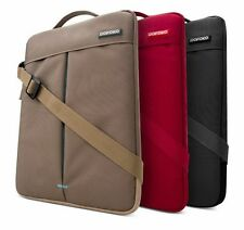 "For macbook Air / Pro / White 11 13"" 15"" inch New Shoulder carry bag sleeve case"