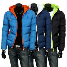 New men's down jacket thick hooded warm coats outwears Outdoor Sports jacket