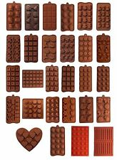 Silicone Cake Mould Cube Tray Chocolate Cake Muffin Fruits Animals Cupcake Molds