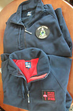 ROYAL MARINES FLEECE IN NAVY WITH CHOICE OF TRIM AND BADGE - SUPERB QUALITY