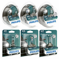 PHILIPS x-treme vision +130% ampoules phare voiture accessoires tous ici (single / twin)
